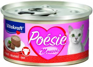 Poesie Mousse Biff, Katt