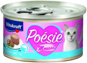 Poesie Mousse Lax, Katt