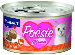 Poesie Mousse Anka, Katt