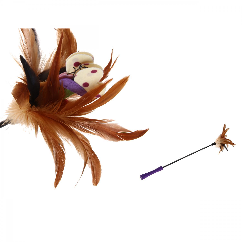 Feather Teaser GiGwi kattlek