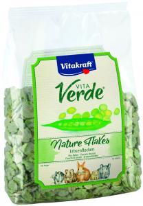Vita Verde® Nature Flakes, Ærteflager. Alle gnavere