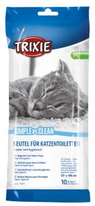 Simple´n´Clean kattlådspåsar M 37x48 cm 10-pack