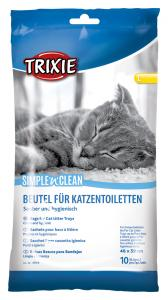 Simple´n´Clean kattlådspåsar L 46x59 cm 10-pack