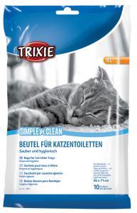 Simple´n´Clean kattlådspåsar XL 56x71 cm 10-pack