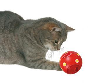 Aktivitetskula katt 7,5 cm