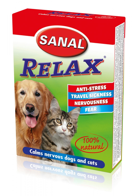Sanal Relax 15 tabl