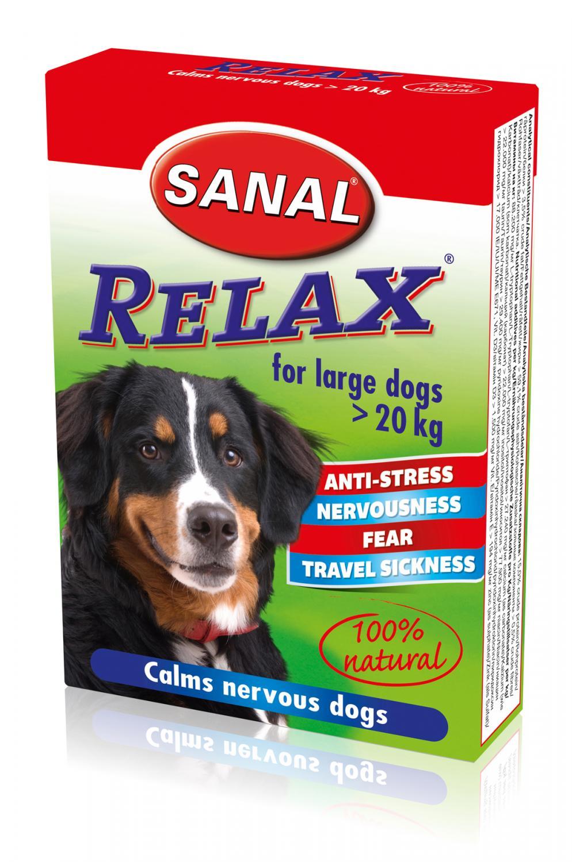 Sanal Relax 15 tabl. 20-60kg