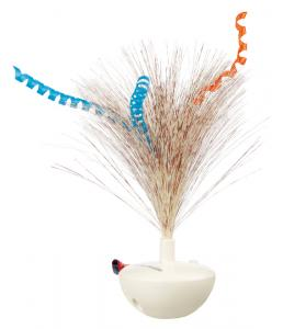 Kattlek Wobble Feather, 5×14×5 cm
