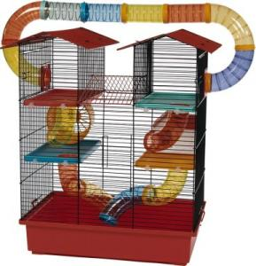 RC TOWER PLUS HAMSTER 55x38x62CM