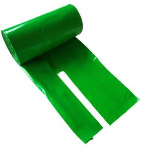 Bajspåse Grön Knyt 50/rulle