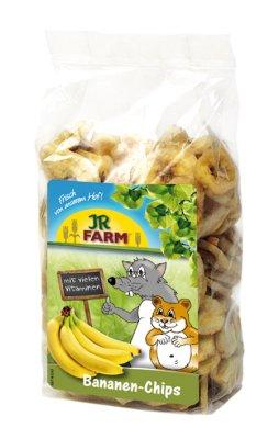 JR FARM BANANSKIVORTORKADE 150GR