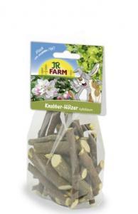 JR FARM GNAGARPINNAR ÄPPLETRÄ 100GR