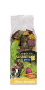 JR GRAINLESS DROPS MIX 140GR