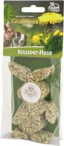 JR GRAINLESS HARE CRUNCHY 11x7x2CM 80GR
