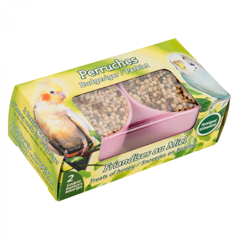 Fågelgodis i skålar Tyrol 2x22 g