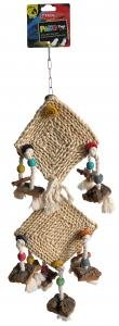Fågelleksak Sisalcarpet Pako Tyrol 65 cm