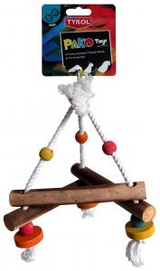 Fågelleksak Little Bermude Pako Sport Tyrol 28 cm