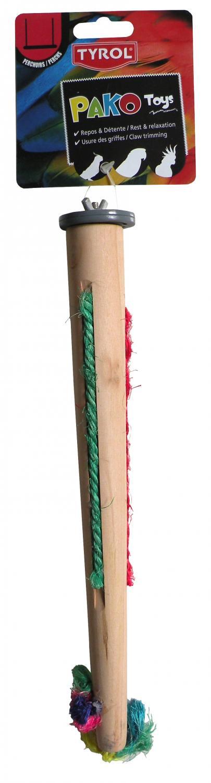 Fågelleksak Perch Play Pako Tyrol 28 cm