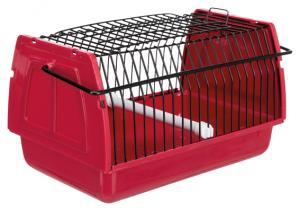 Transportbur fågel 30x18x20 cm