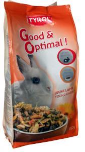 Kaninblandning Junior Good&Optimal Tyrol 750 g