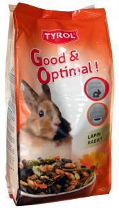 Kaninblandning Good&Optimal Tyrol 750 g