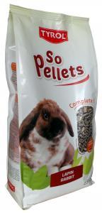 Kaninfoder So Pellets Tyrol 2,5 kg