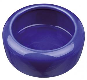Matskål keramik marsvin Bl. frg 10 cm 200 ml