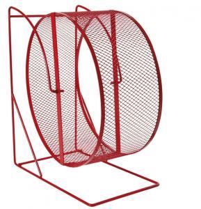 Hamsterhjul finmaskig metall 28 cm