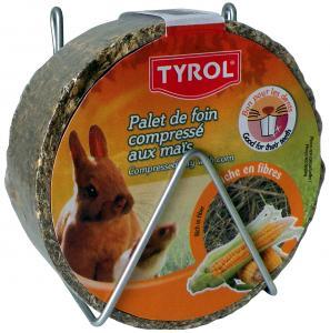 Gnagaregodis Hörulle Majs Tyrol 240 g