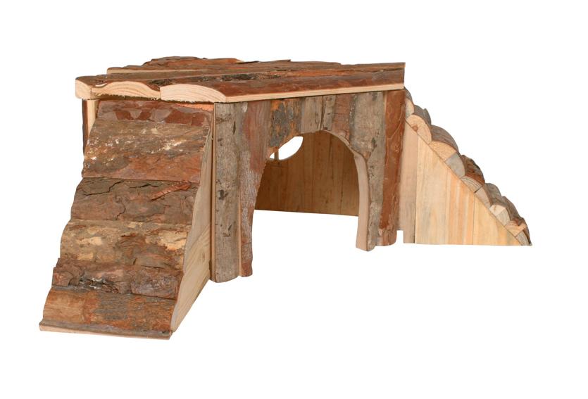 """NL"" Marsvinshus Thordis 37,5x37,5x15 cm"