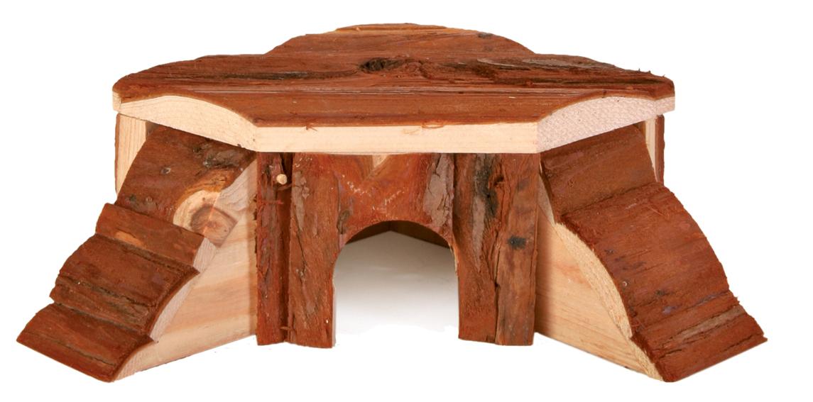 """NL"" Hamsterhus  Thordis 19x19x7,5 cm"