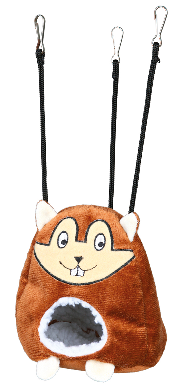 Plyschgrotta hängande, ø 11 x 14 cm