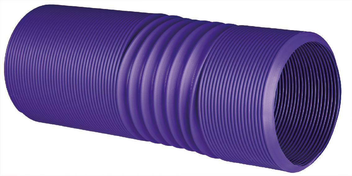 Gnagartunnel plast formateringsbar 10x19-75cm
