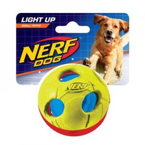 NERF LED BALL ILUMA ACTION S