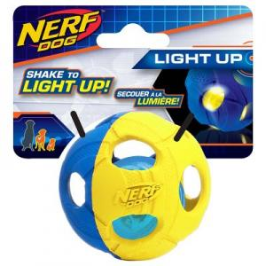 NERF LED BALL ILUMA ACTION M