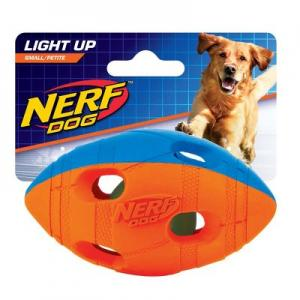 NERF LED FOOTBALL ILUMA ACTION S