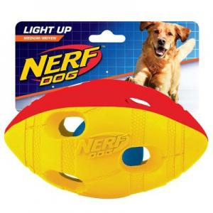 NERF LED FOOTBALL ILUMA ACTION M