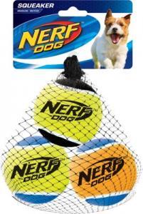 NERF SQUEAK TENNISBALLS M 3ST