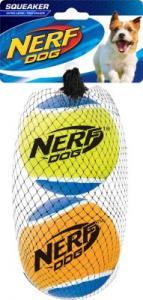 NERF SQUEAK TENNISBALLS L 2ST