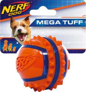 NERF  TWO-TONE TPR SPIKE BALL S