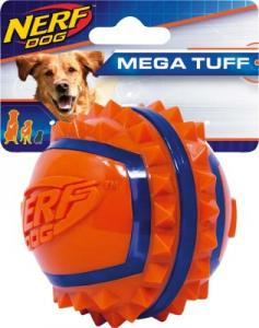 NERF TWO-TONE TPR SPIKE BALL L