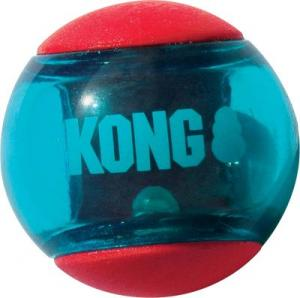 KONG SQUEEZZ ACTION BALL RED S