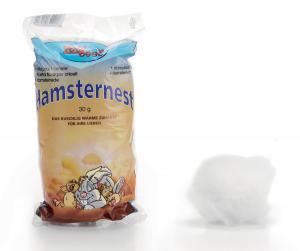 Hamsterbädd Vit påse 30 g