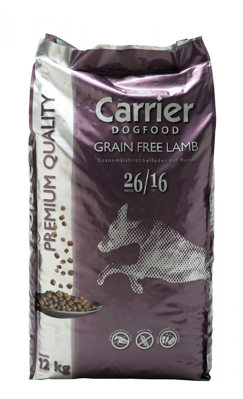 Carrier Grain Free Lamb 12 kg