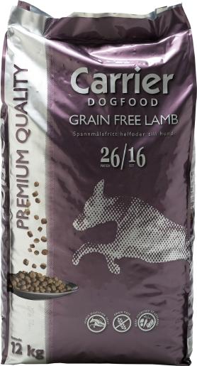 Carrier GRAIN FREE Lamb  4 kg  4 kg