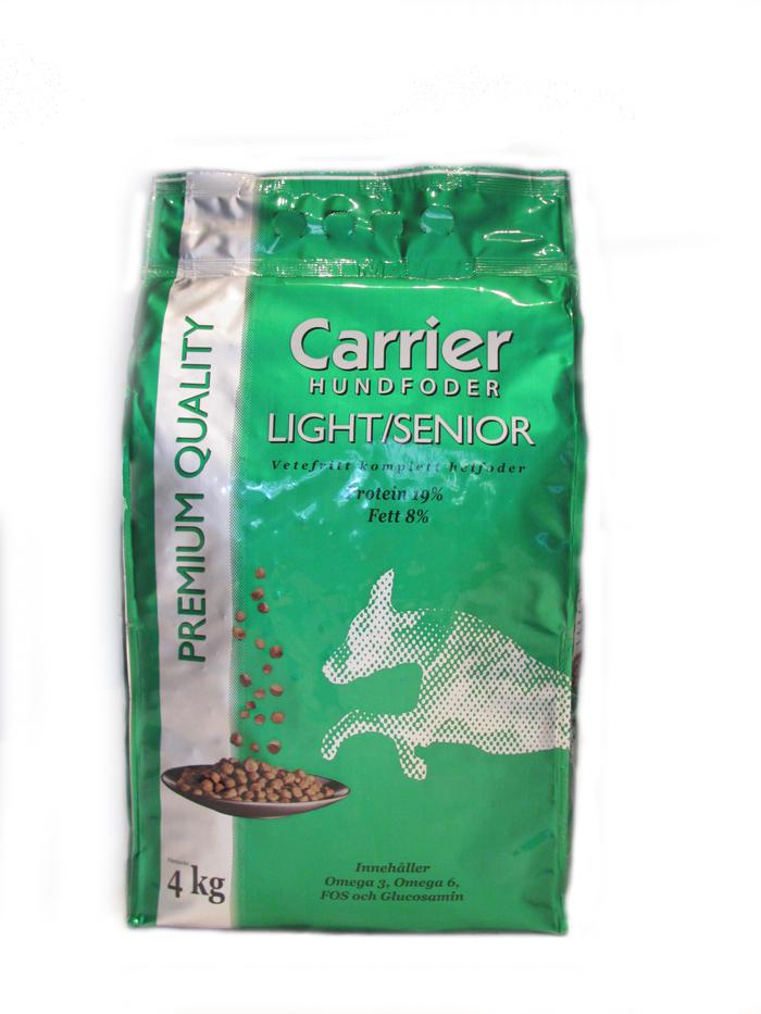 Carrier Light/Senior 4 kg 4 kg