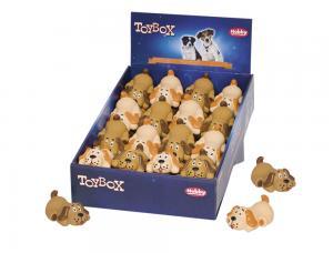 Hundleksak Latex - Minihund - 8,5cm - D-32