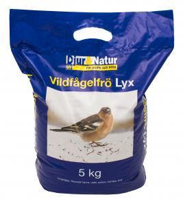 Djur&Natur Vildfågelfrö LYX 5 kg