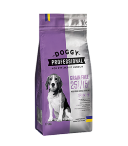 Doggy Professional Grain Free 12 kg 12 kg