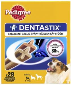 Dentastix 28-p small 5-10kg